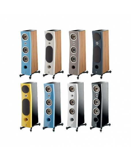 Focal Kanta N°2 3 Way Floorstanding Speaker Made in France
