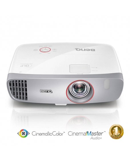 BenQ W1210ST 1080p Short Throw Projector