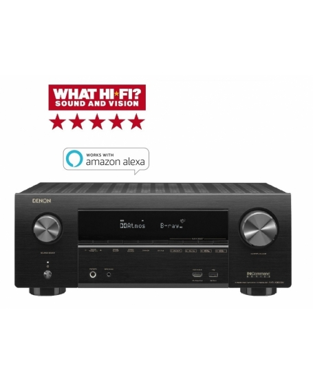 ( Z )Denon AVR-X2500H 7.2CH Atmos Network AV Receiver ( PL ) - Sold Out 11/08/19