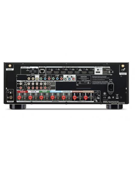 ( Z )Denon AVR-X2500H 7.2CH Atmos Network AV Receiver ( PL ) - Sold Out 11/08/19