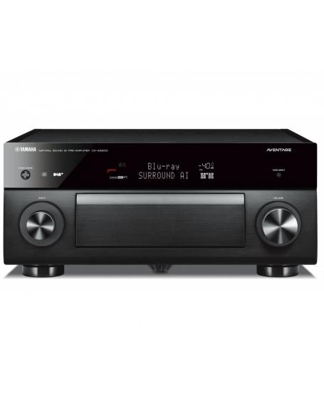 Yamaha CX-A5200 11.2Ch Atmos Network Pre Amplifier