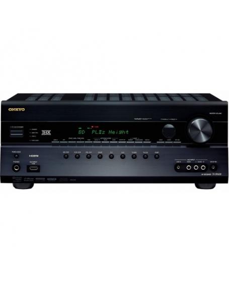 ( Z ) Onkyo TX-SR608 7.2Ch AV Receiver ( PL ) - Sold Out 01/12/19