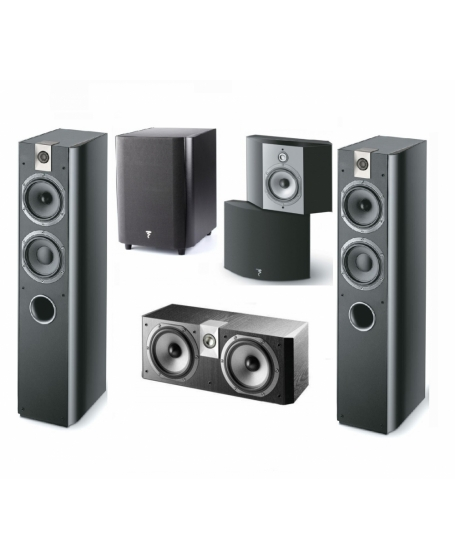 Focal Chorus 716 5.1 Speaker Package Made In France