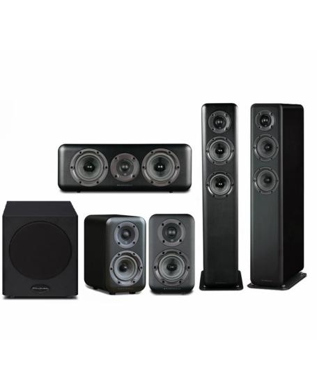 Wharfedale D330 5.1 Speaker Package
