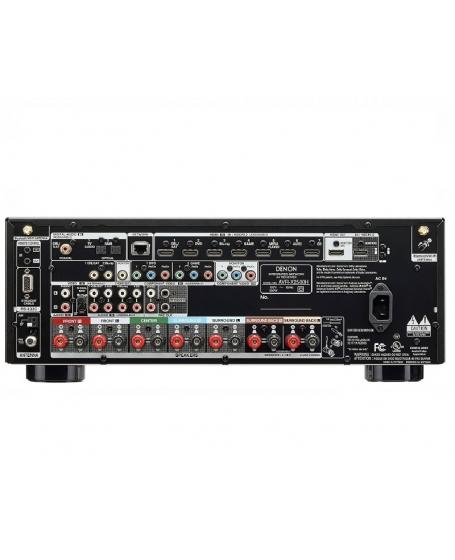 Denon AVR-X2500H 7.2CH Atmos Network AV Receiver ( DU )