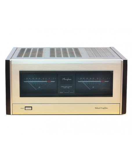 Accuphase P-800 Stereo Power Amplifier Made In Japan ( PL )