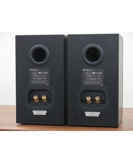 Audio Pro Wigo WI-110 Bookshelf Speakers ( PL )