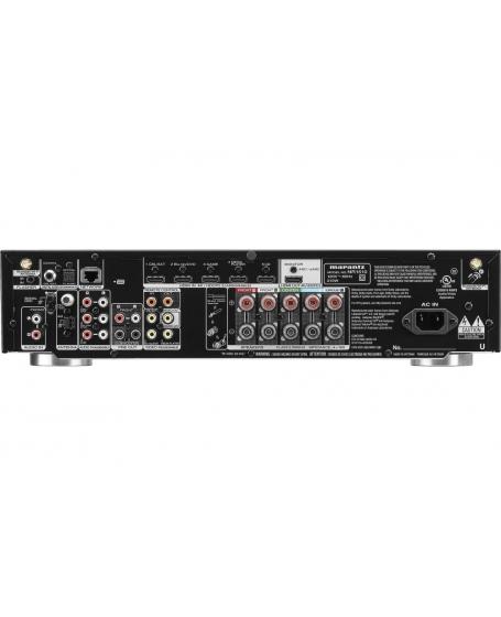 Marantz NR1510 Slim 5.2Ch 4K Ultra HD AV Receiver