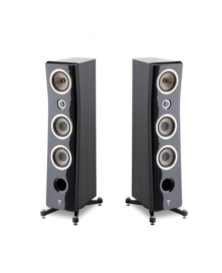 ( Z ) Focal Kanta N°2 3 Way Floorstanding Speaker Made in France ( DU ) - Sold Out 18/01/2020