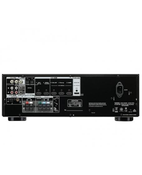 Denon AVR-X550BT 5.2CH Av Receiver ( DU )