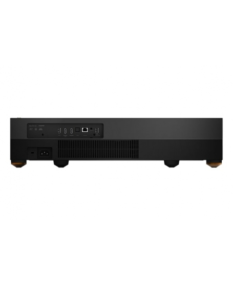 Optoma CinemaX P1 Smart 4K UHD Laser Cinema Ultra- Short Throw Projector