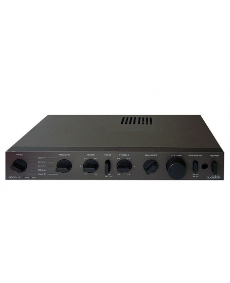 Audiolab 8000A Integrated Amplifier ( PL )