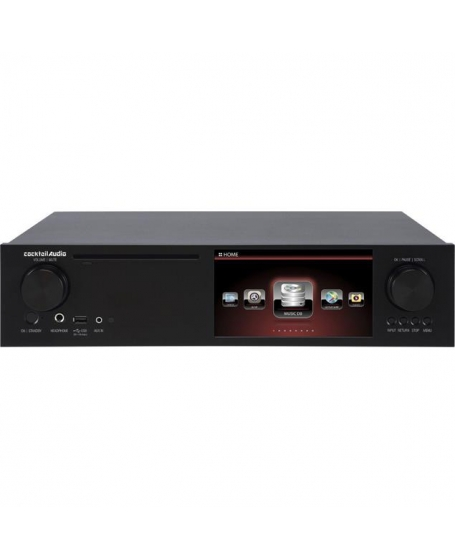 Cocktail Audio X35 All-in-one Music Player