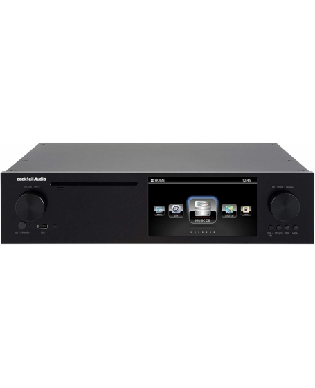 Cocktail Audio X50D Pure Digital Music Server