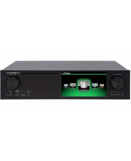 Cocktail Audio X45 World-Class High-resolution Audio Player and DAC