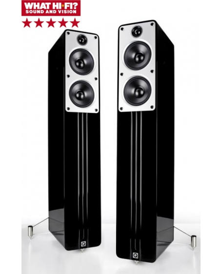 Q Acoustics Concept 40 Floorstanding Speakers ( DU )
