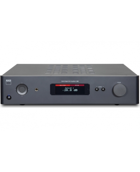 ( Z) NAD C 368 Stereo Integrated Amplifier ( DU ) - Sold Out 03/07/20