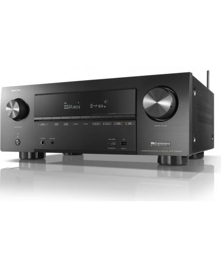 Denon AVR-X2500H VS Denon AVR-X2600H