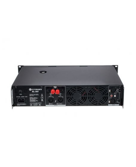 Crown XLi800 Power Amplifier