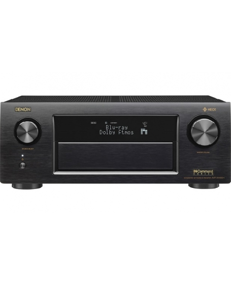 ( Z ) Denon AVR-X4400H 9.2Ch Atmos Network AV Receiver ( PL ) - Sold Out 19/10/19