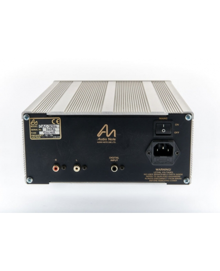 ( Z ) Audio Note DAC Zero D/A Converter ( PL ) - Sold Out 17/10/19