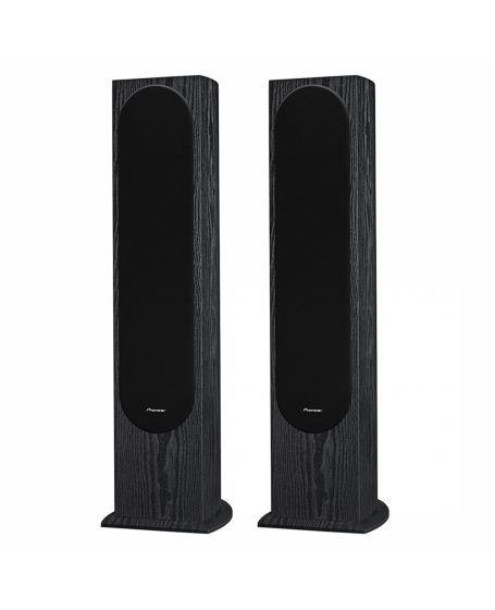 Pioneer SP-FS52 Floorstanding Speakers  Design by Andrew Jones ( DU )