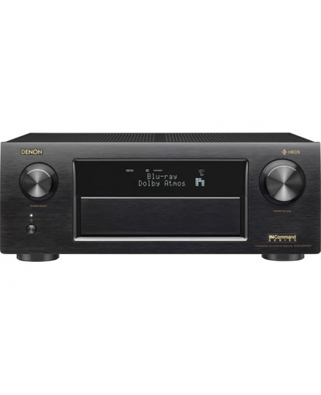 Denon AVR-X6400H 11.2CH Atmos Network AV Receiver Made in Japan
