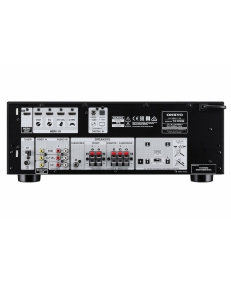 TX-SR252 5.1-Channel AV Receiver