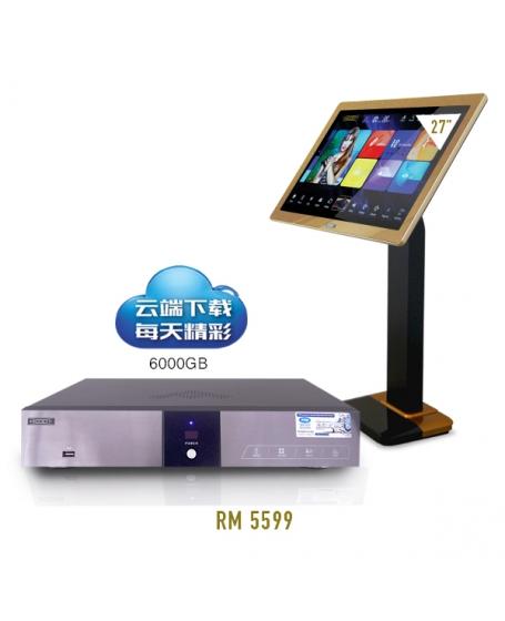 Pro Ktv KV770 6TB KOD Player With 27