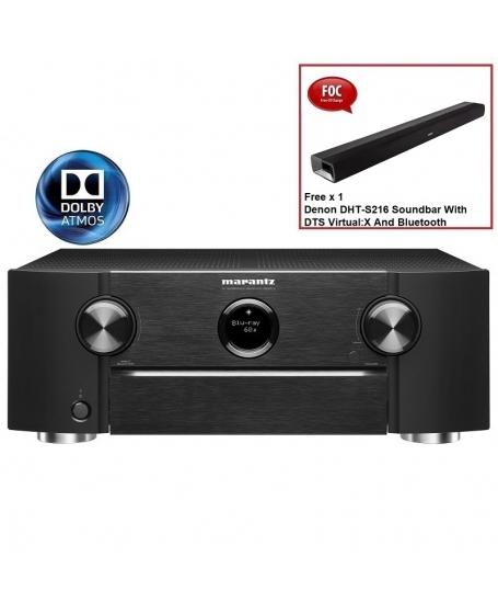 Marantz SR6014 9.2CH 4k Ultra HD AV Receiver