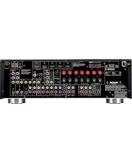 Yamaha RX-V665 7.1Ch AV Receiver ( PL )