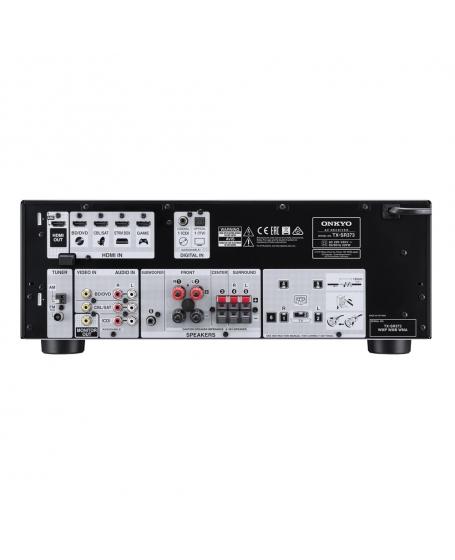 Onkyo TX-SR373 5.1Ch DTS-HD AV Receiver ( PL )