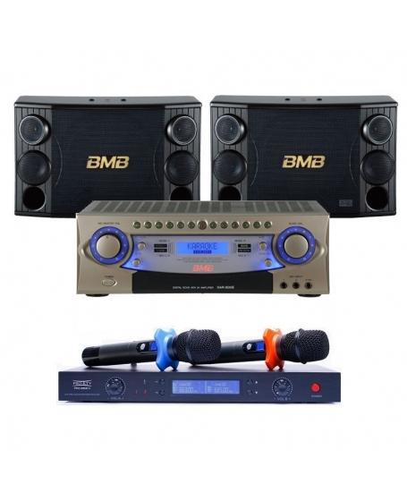 BMB CSD12 Karaoke Package