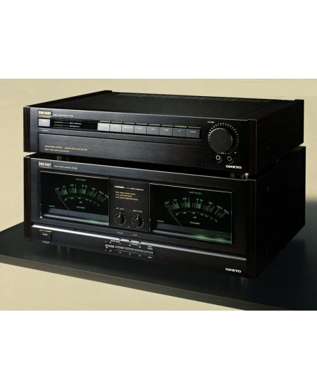 Onkyo Integra P-308 + M-508 Pre & Power Amplifier