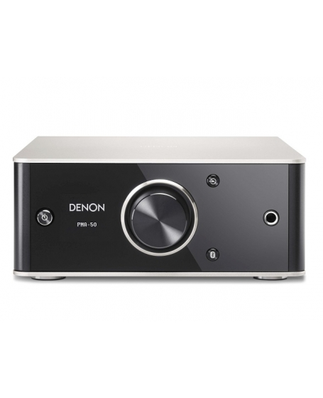 Denon PMA-50 Integrated Amplifier With Built-in DAC and Bluetooth® ( PL )