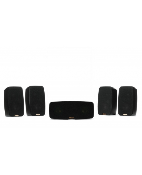 Klipsch Reference Theater Pack 5.0 Speaker Package ( PL )