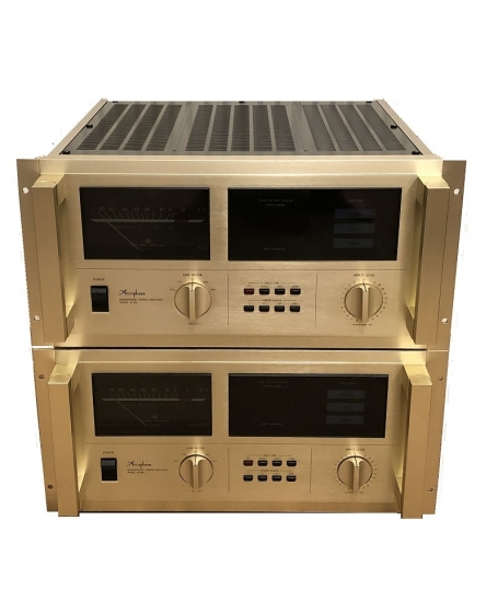 Accuphase M100 Mono Block Power Amplifier ( PL )