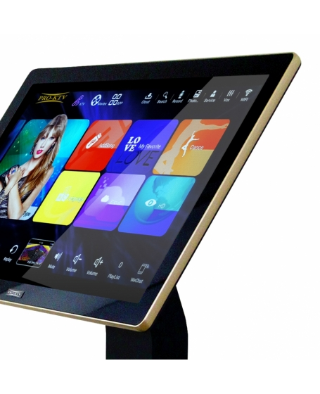 "Pro-Ktv * Miracle * 27"" Touch Screen Monitor"