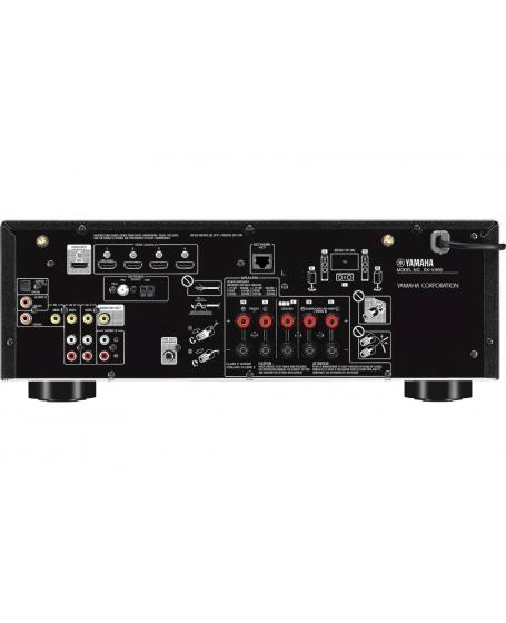 Yamaha RX-V485 5.1Ch Network AV Receiver ( DU )