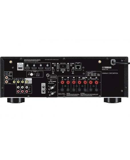 Yamaha RX-V585 7.2Ch Atmos Network AV Receiver ( DU )
