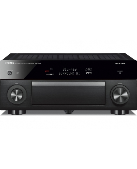 Yamaha RX-A1080 7.2Ch Atmos Network Av Receiver ( DU )