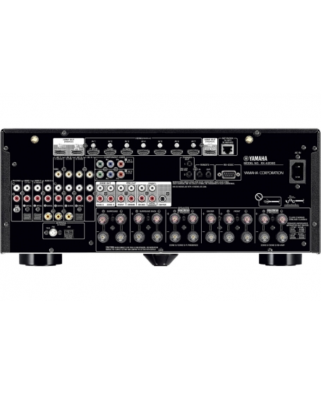 ( Z ) Yamaha RX-A2080 9.2Ch Atmos Network Av Receiver ( DU ) - Sold Out 11/02/20