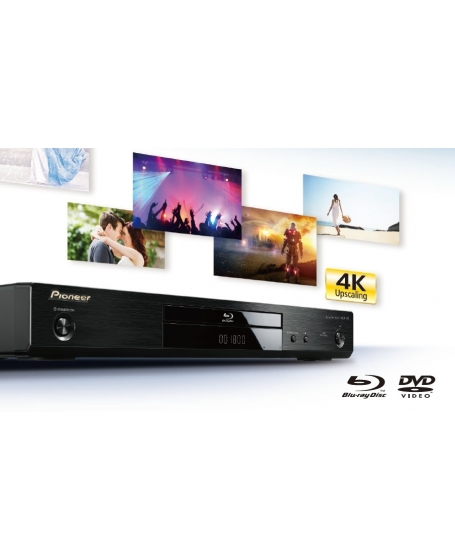 ( Z ) Pioneer BDP180 Network 3D Blu-Ray Player Jailbreak Version ( DU ) - Sold Out 06/12/19