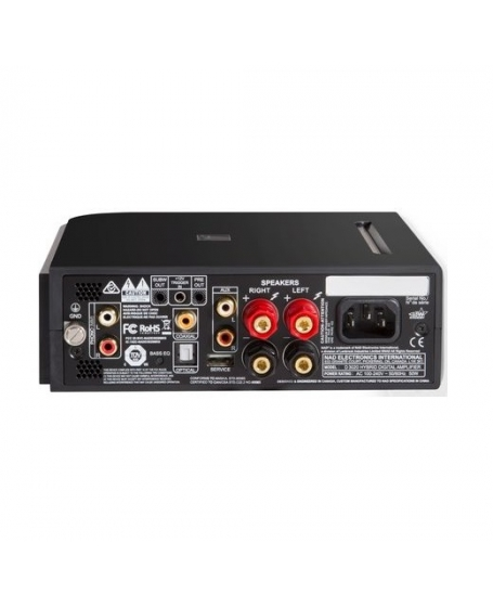 NAD D3020 V2 Hybrid Digital DAC Amplifier