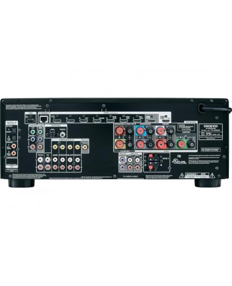 Onkyo TX-NR616 7.2Ch Network THX AV Receiver ( PL )