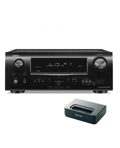 ( Z) Denon AVR-1611 5.1Ch AV Receiver with Denon ASD-11R ( PL ) - Sold Out 29/11/19
