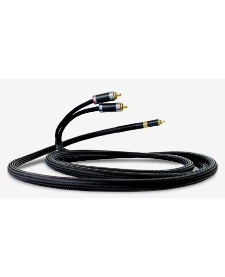 Pro Av Y-Cinch Subwoofer Cable
