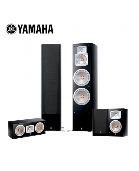 Yamaha NS-555 5.0 Speaker Package ( PL )