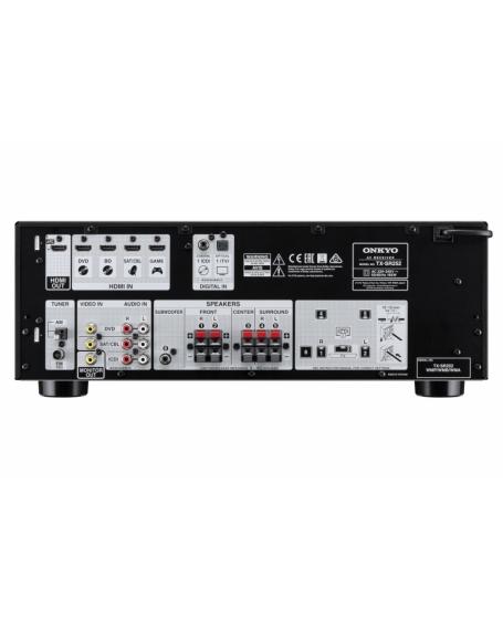 Onkyo TX-SR252 5.1-Channel AV Receiver ( PL )