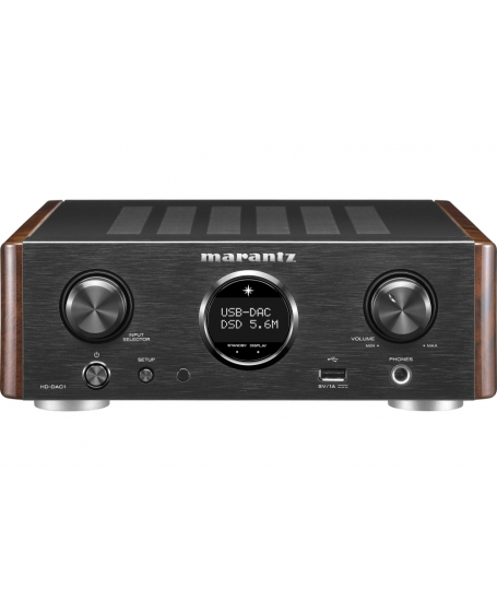Marantz HD-DAC1 Headphone Amplifier With DAC-mode ( PL )